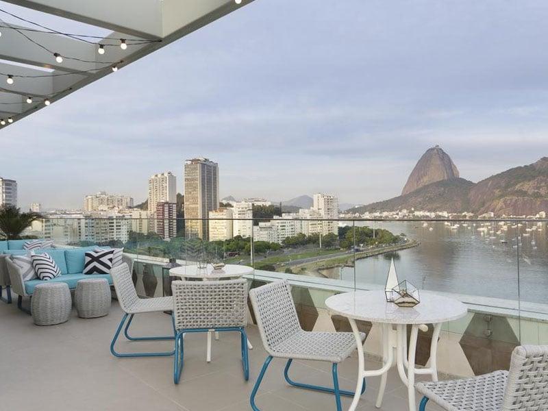 Hoteis em Botafogo, no Rio de Janeiro