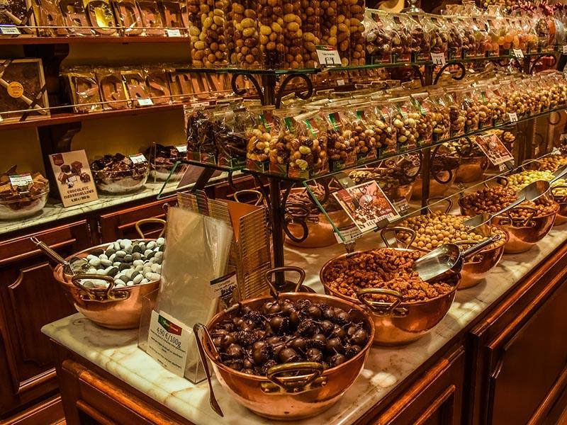 Destinos para comer chocolate no mundo