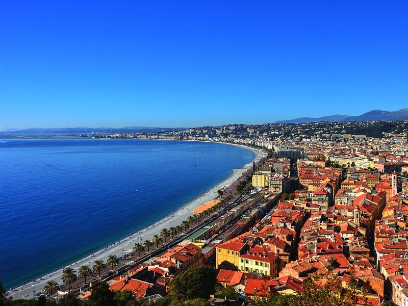 Fotos da França nice
