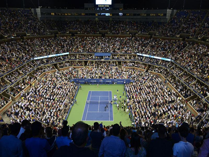 Partidas de Tênis em Nova York