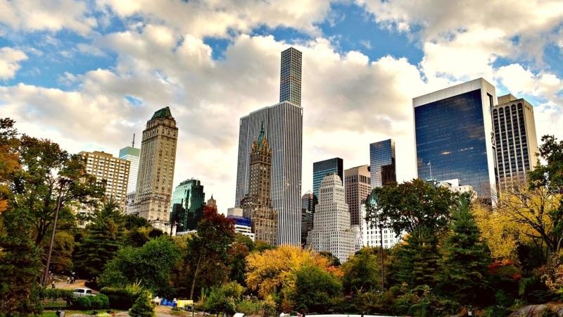 Nova York em junho