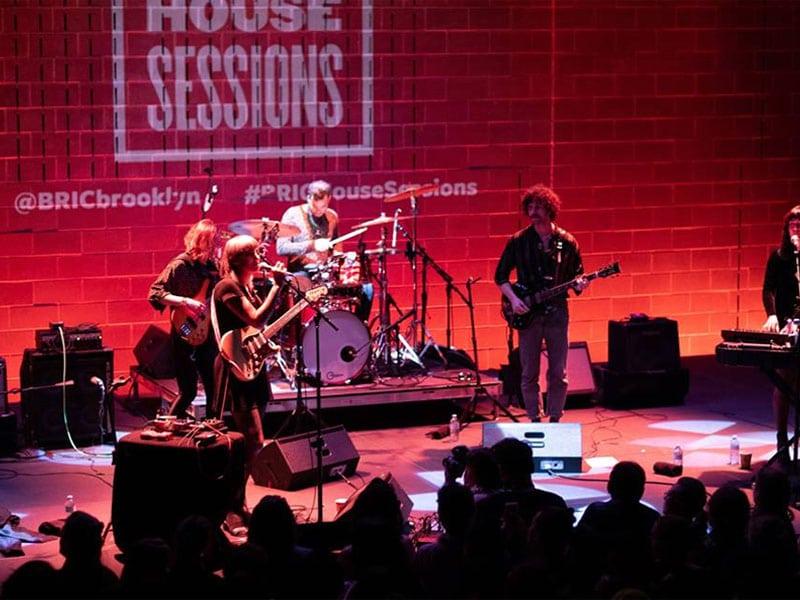 Show em Nova York em agosto