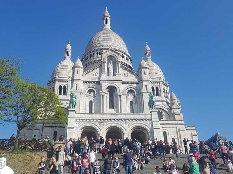 Passeios em Montmartre