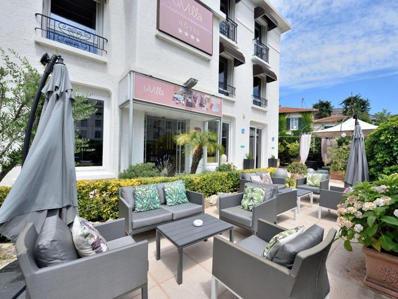 Hotel com custo benefício em Cannes