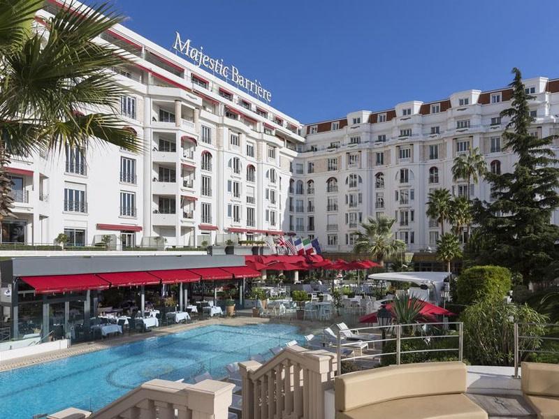 Melhores regiões para turistas em Cannes