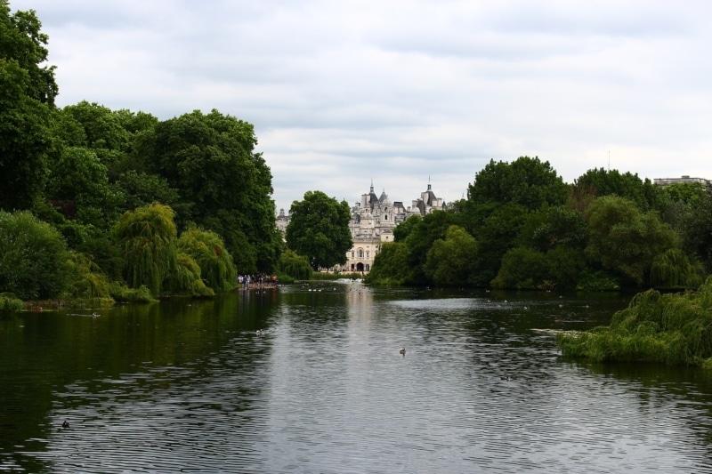 Melhores parques em Londres