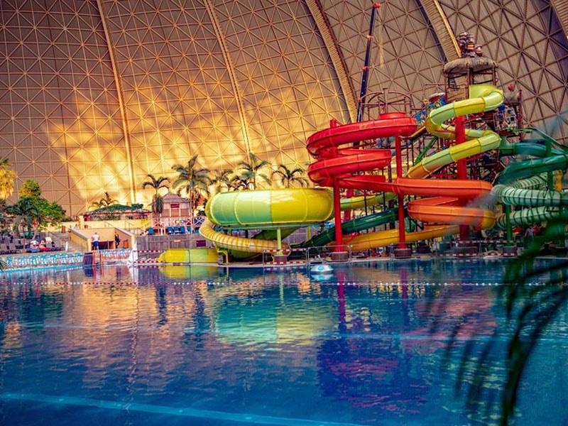 Melhores parques aquáticos do mundo, na Alemanha