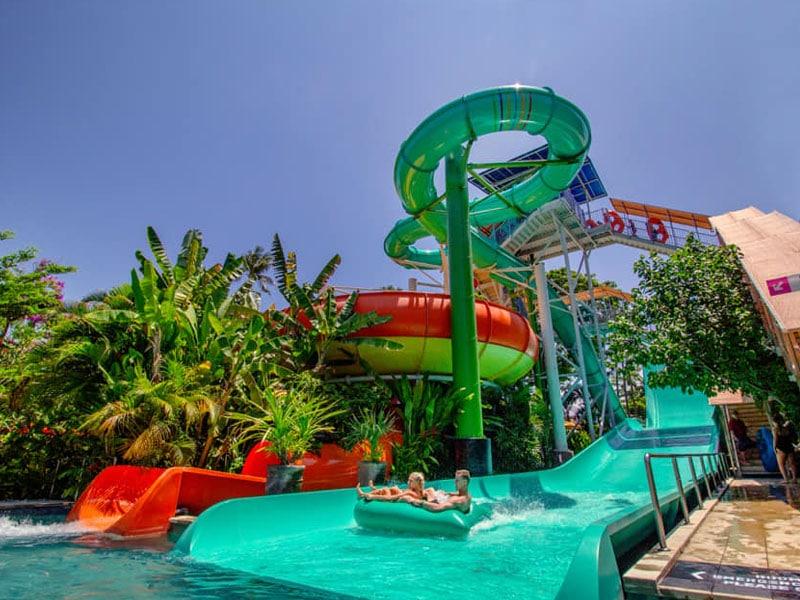 Melhores parques aquáticos do mundo, na Indonésia
