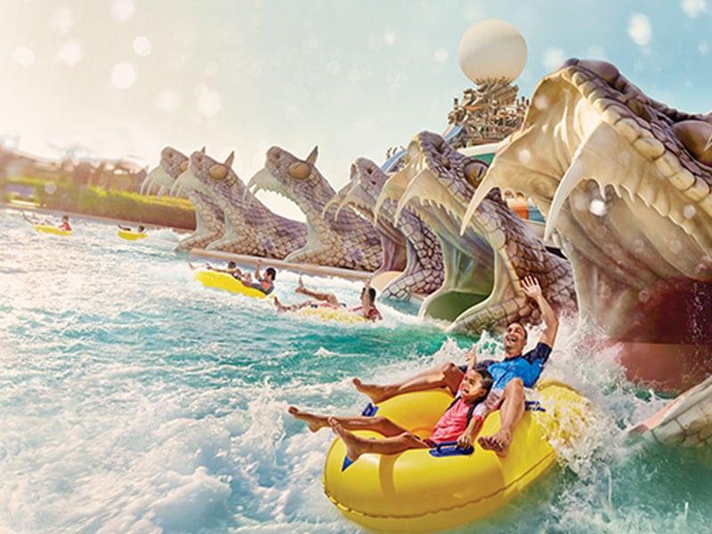 Melhores parques aquáticos do mundo, nos Emirados Árabes