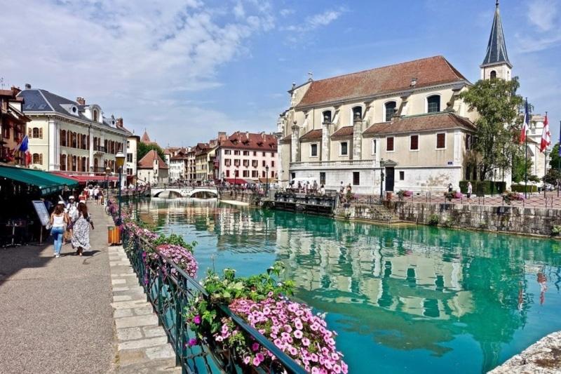 Passeios nas cidades da Suíça