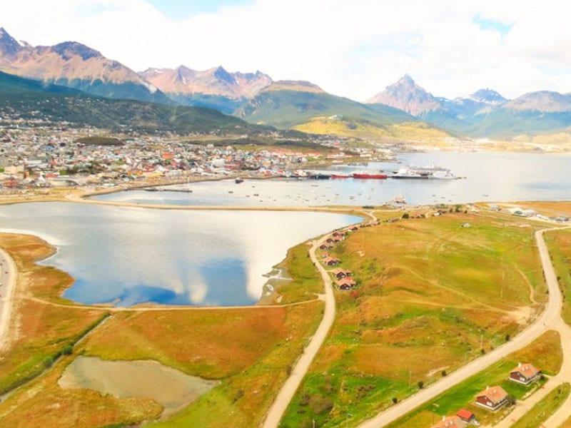 Pontos turísticos de Ushuaia