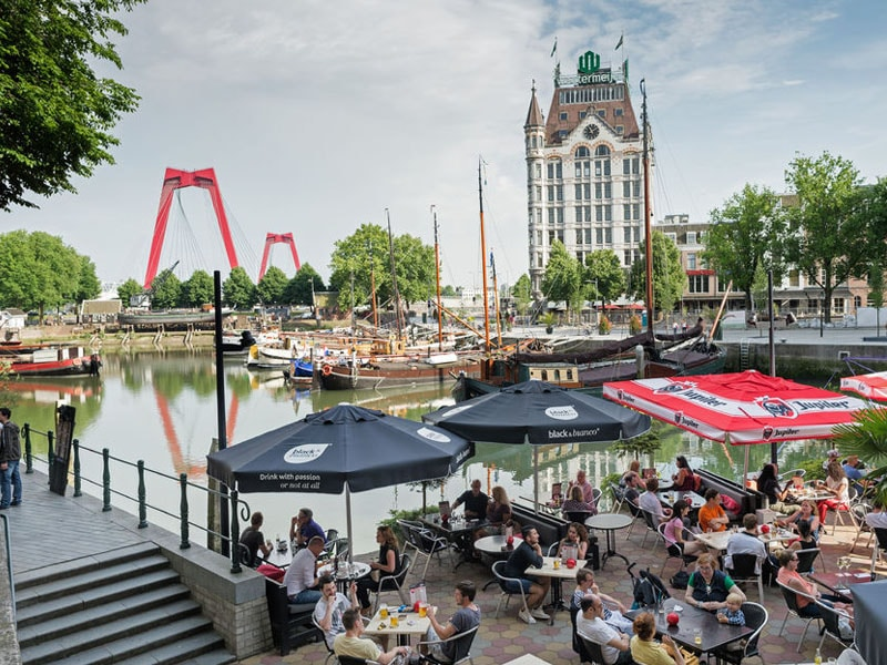 Pontos turísticos de Roterdã