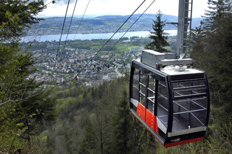 Pontos turísticos da Suíça