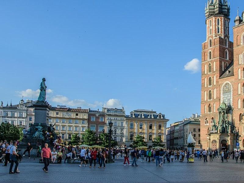 Lugares para conhecer na Polônia
