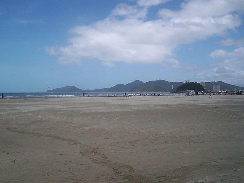 praias para jovens em São Paulo