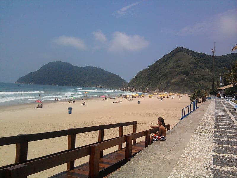 Praias para surfar em São Paulo