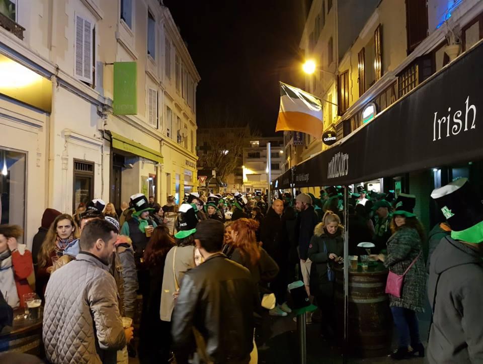 bares na França