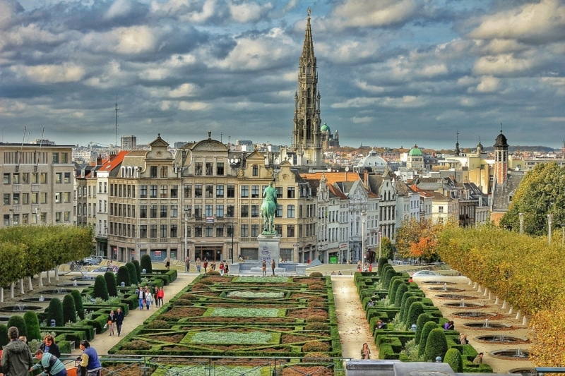 Melhor época para viajar para Bélgica