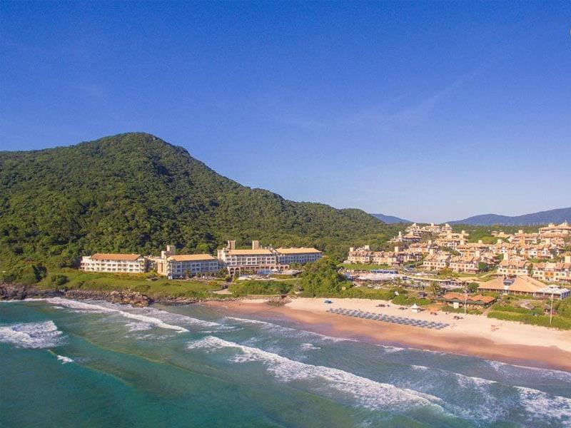 resort santa catarina pensão completa