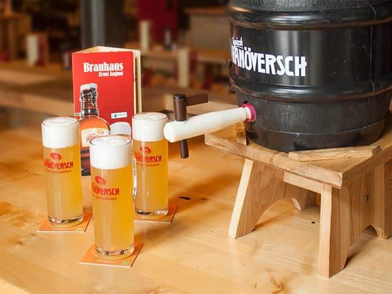 Restaurantes baratos em Hannover