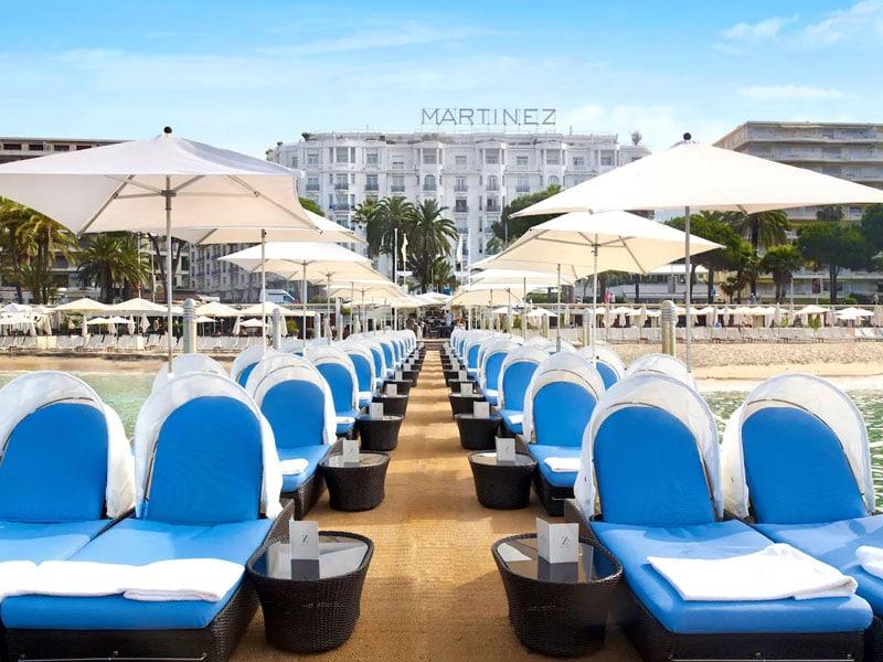 Hotéis em Cannes