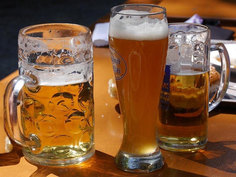 Bebidas típicas de Hannover