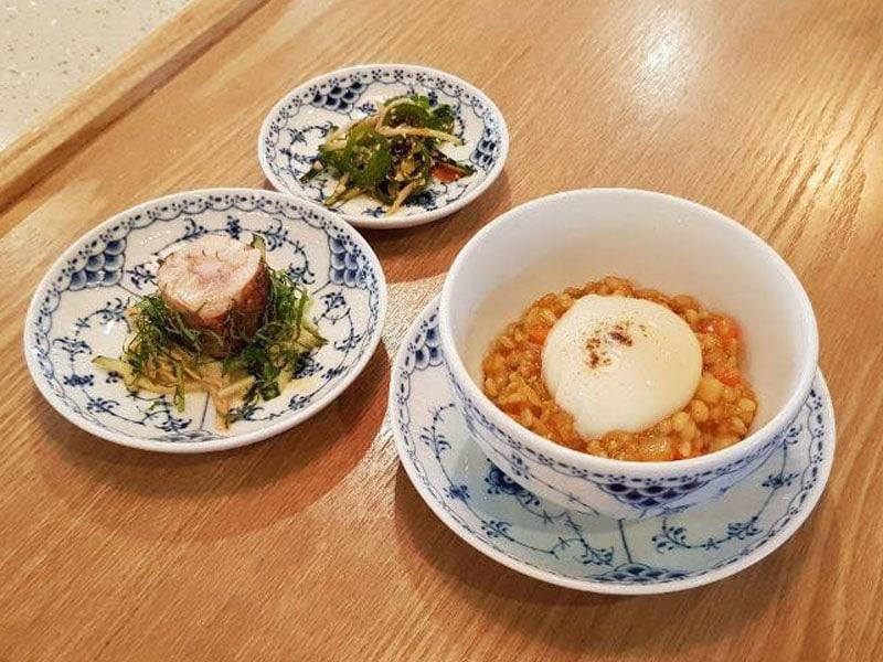 Restaurantes estrelados na Coreia do Sul