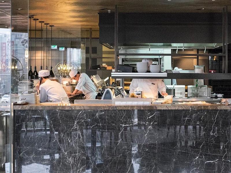 Restaurantes caros em Seul