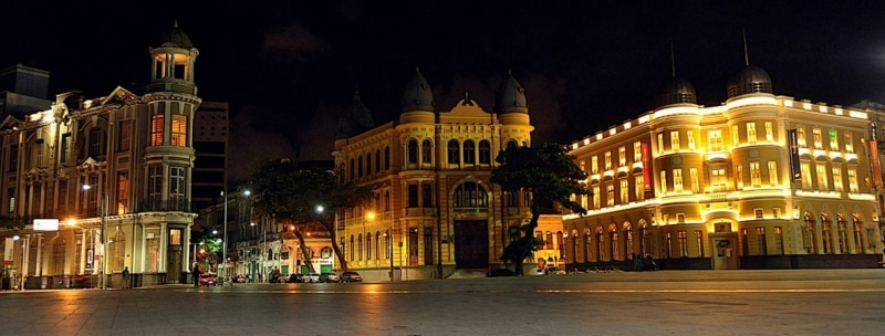 Roteiro em Recife