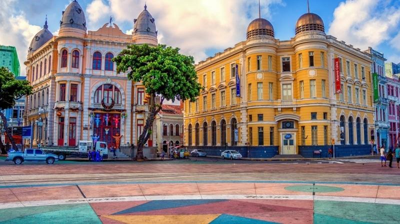 Roteiro de 1 dia em Recife