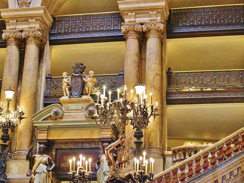 Monumentos mais bonitos de Paris
