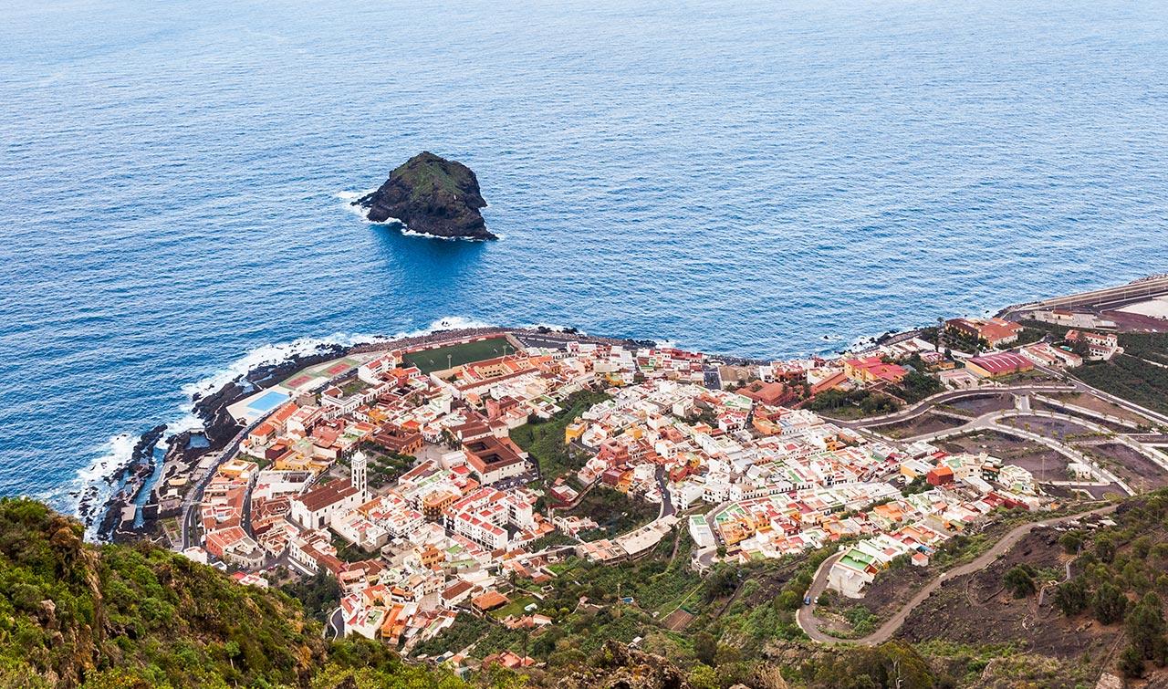 Lugares na Europa para visitar e aproveitar em Tenerife