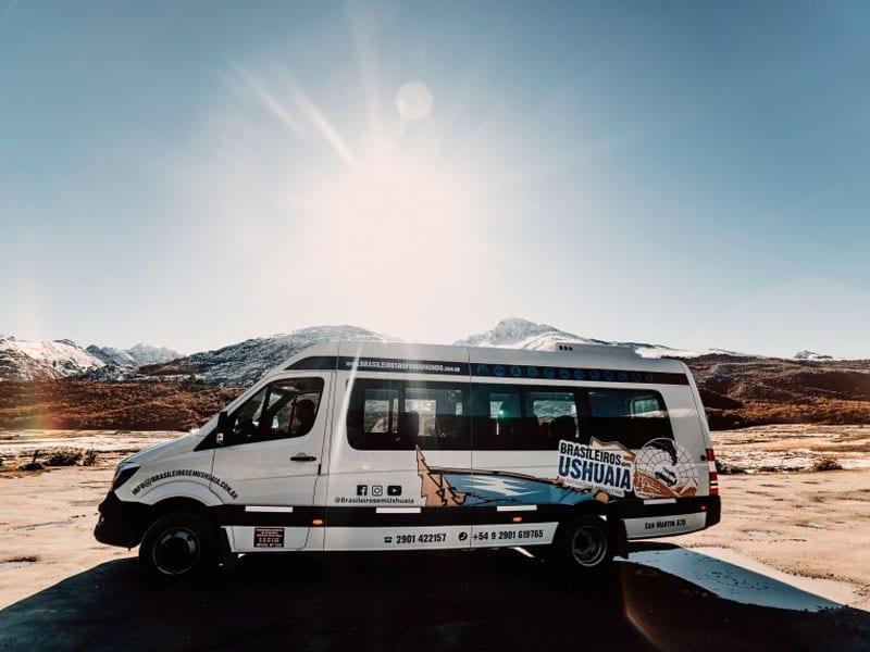 Traslado em Ushuaia