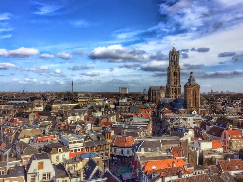 Atrações na Holanda