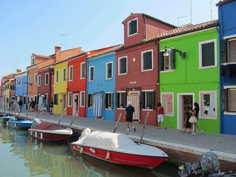 Passeios nos arredores de Veneza