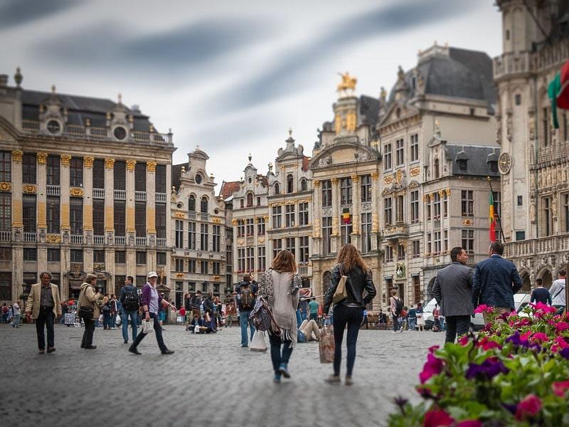 Lugares para viver na Europa