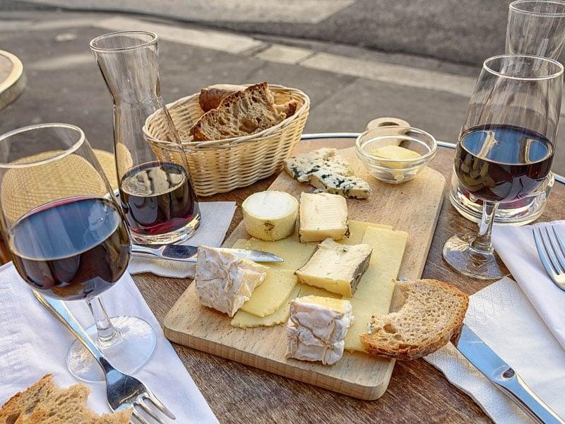 Dicas de vinhos em Paris