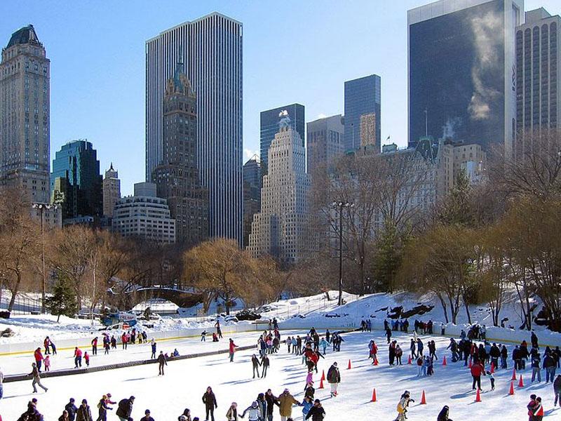 Diversão em Nova York