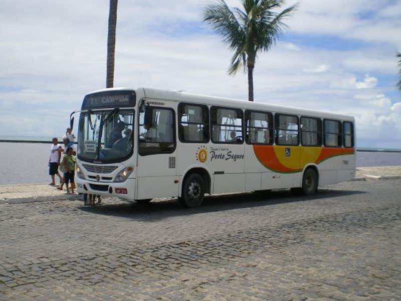 Como se locomover em Porto Seguro