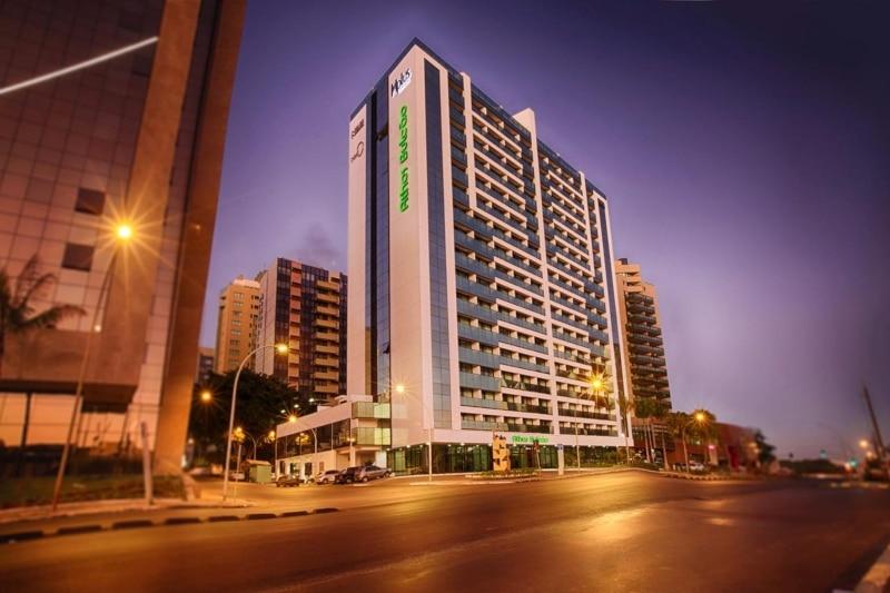 Hotéis 4 estrelas em Brasília