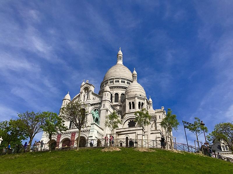 Réveillon em Montmartre Paris