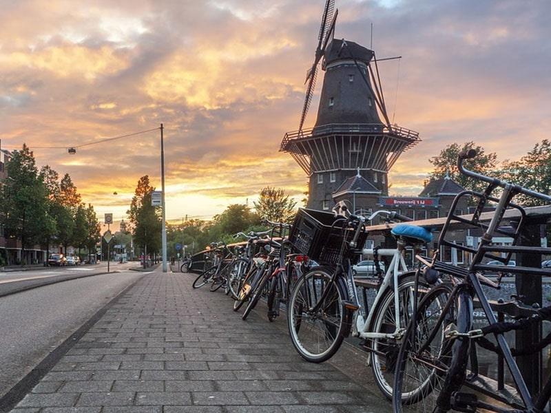 Meios de transporte da Holanda