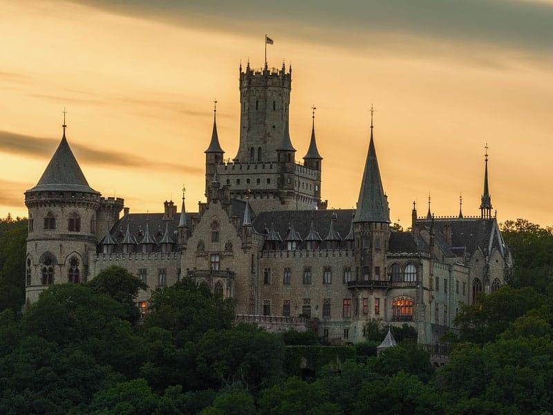 Castelos mais bonitos da Alemanha