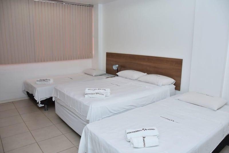 Hotel com estacionamento em Macapá