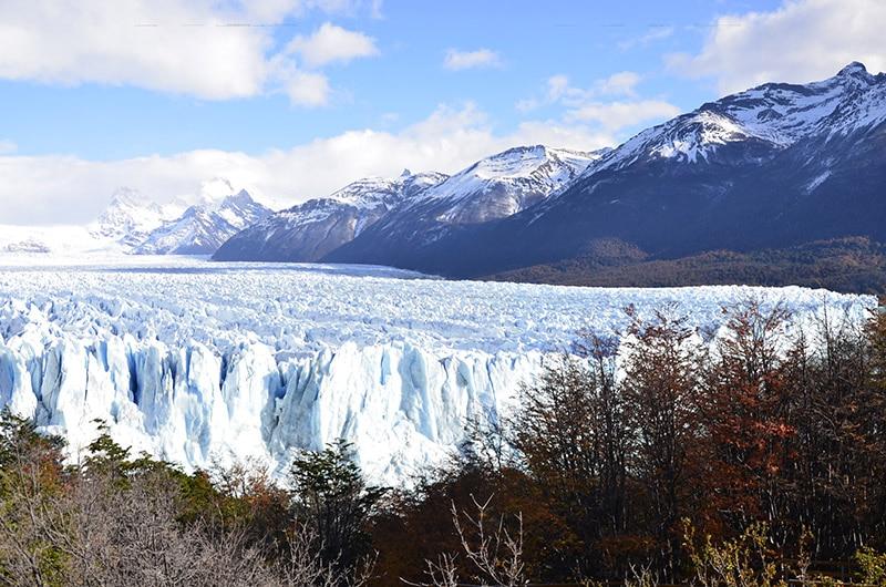 Fenômeno Natural na Argentina