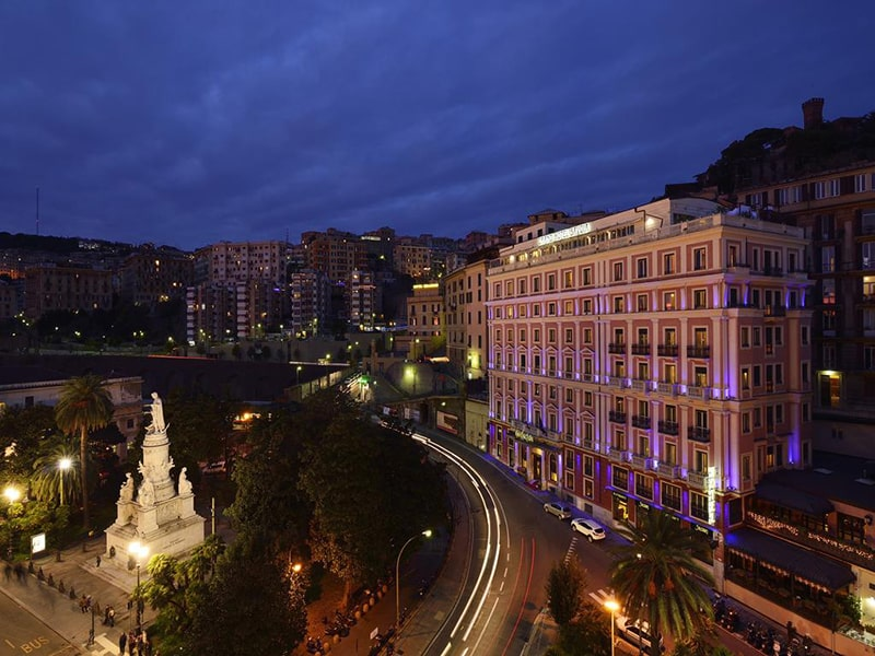 Hotéis em Gênova, na Itália