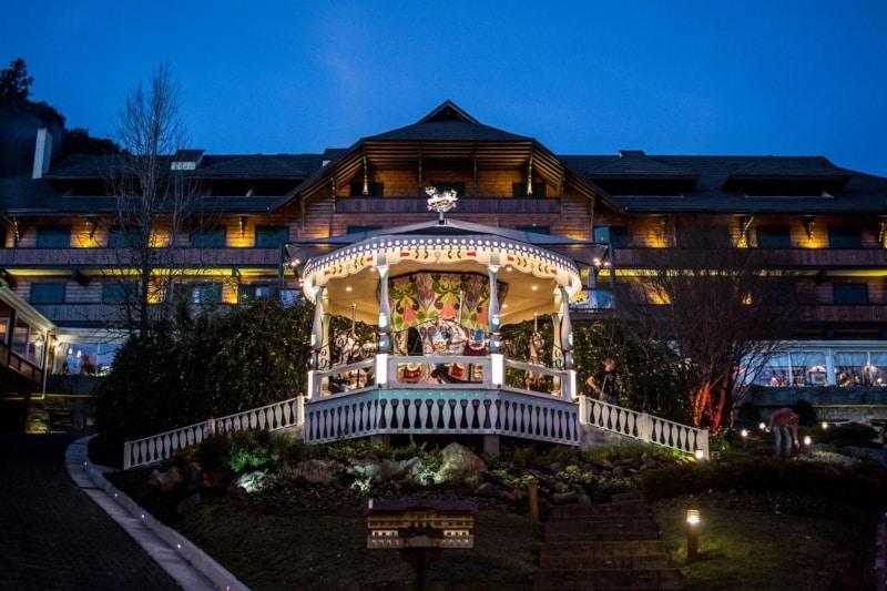 Hotel tradicional em Gramado