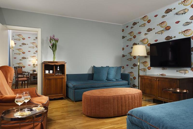 Hotel com boa localização em Gênova
