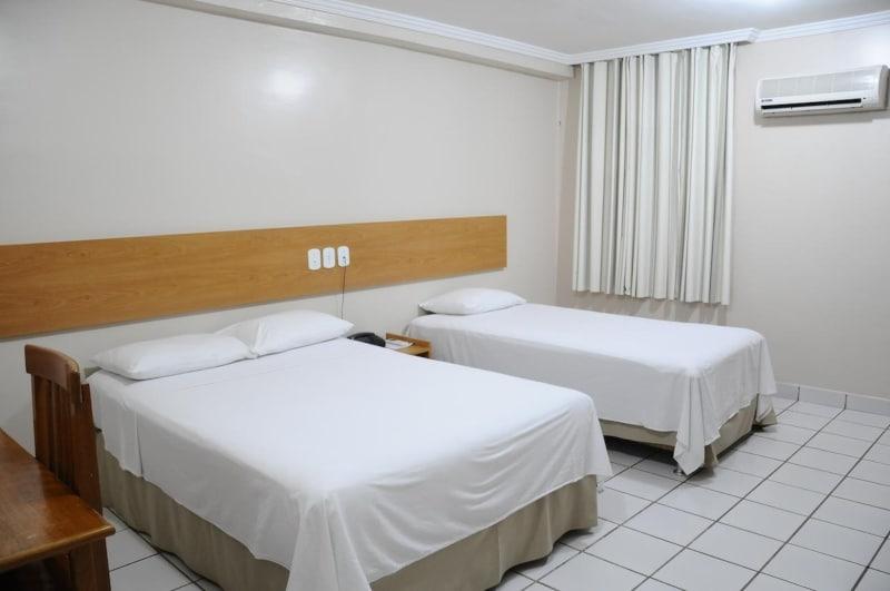 Hotéis no Bosque Rio Branco