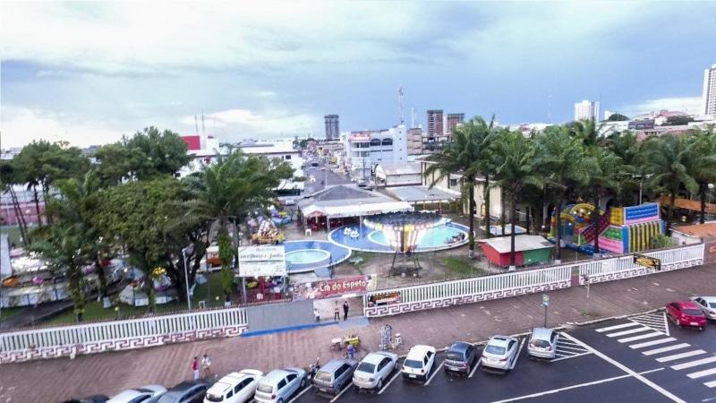 Hotéis com piscina em Macapá